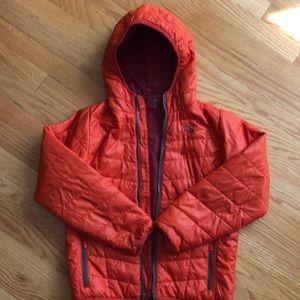 LLBean kids Primaloft PackAway Jacket. Excellent!
